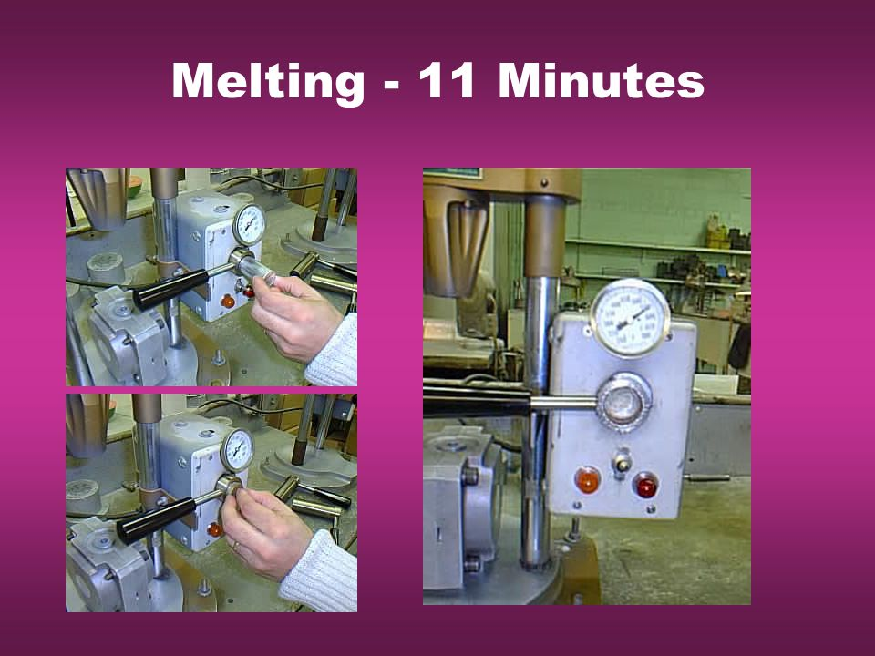 Melting - 11 Minutes