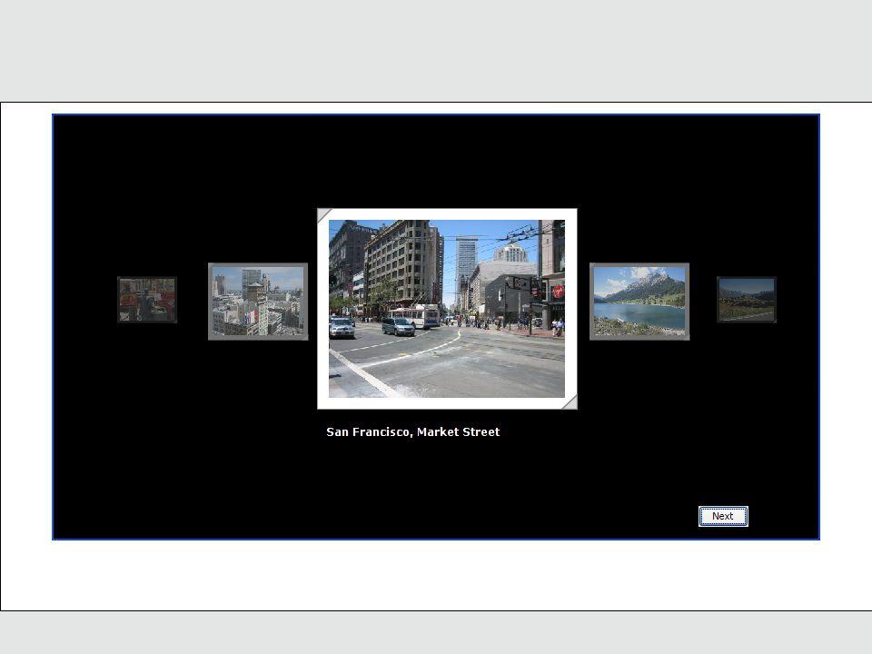 Animering - transparens Grafiska objekt innehåller ett attribut opacity som bestämmer objektets transparens.
