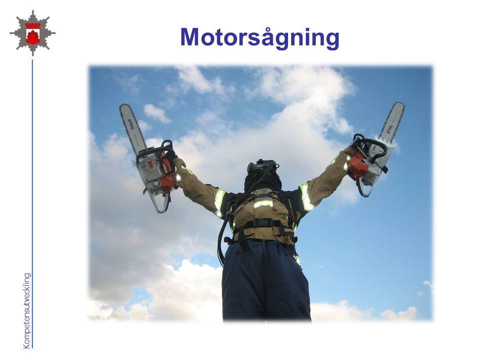Kompetensutveckling Motorsågning