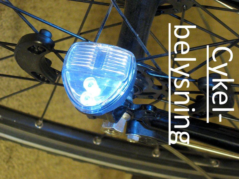 Cykel- belysning