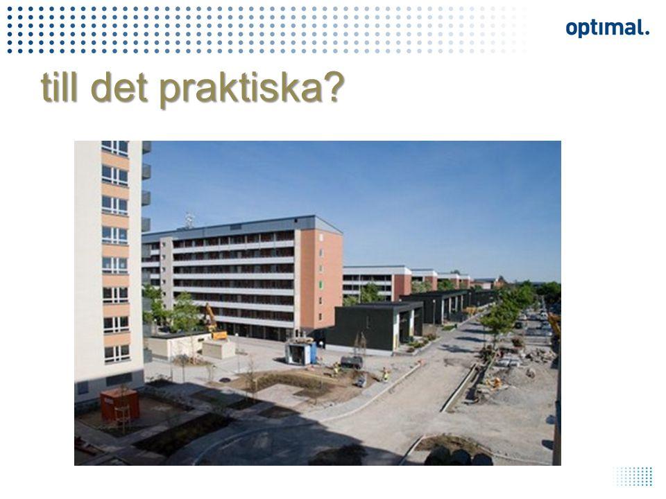 Nya Rinkebystråket! Bild – BAU Arkitketer Skapar utrymme för människor att umgås, arbeta och bo