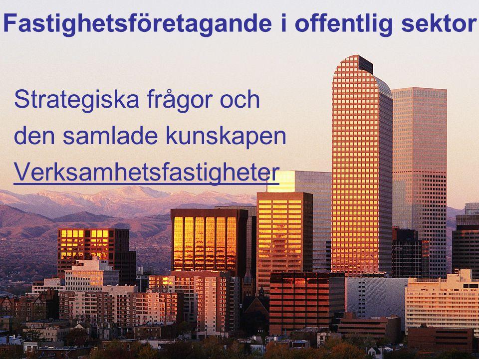 Vår vision Vi ska betraktas som de som bäst kan tillgodose Umeå kommuns verksamheters behov av ändamålsenliga lokaler och bostäder med.