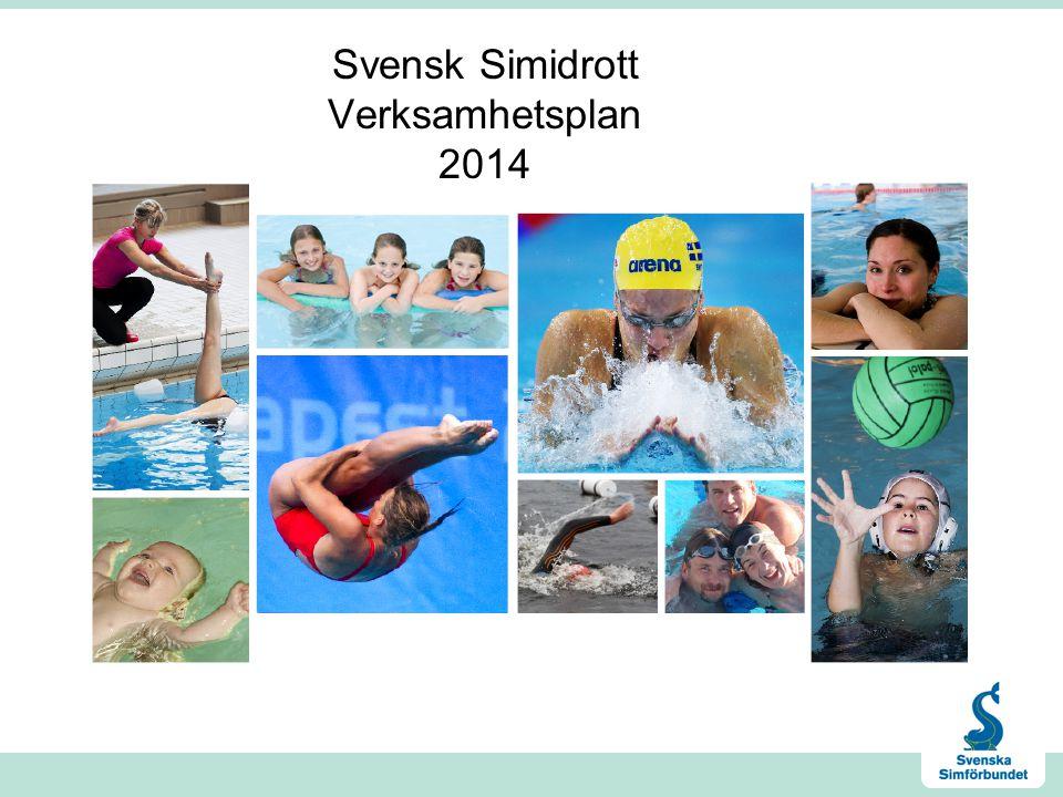 Svensk Simidrott Verksamhetsplan 2014