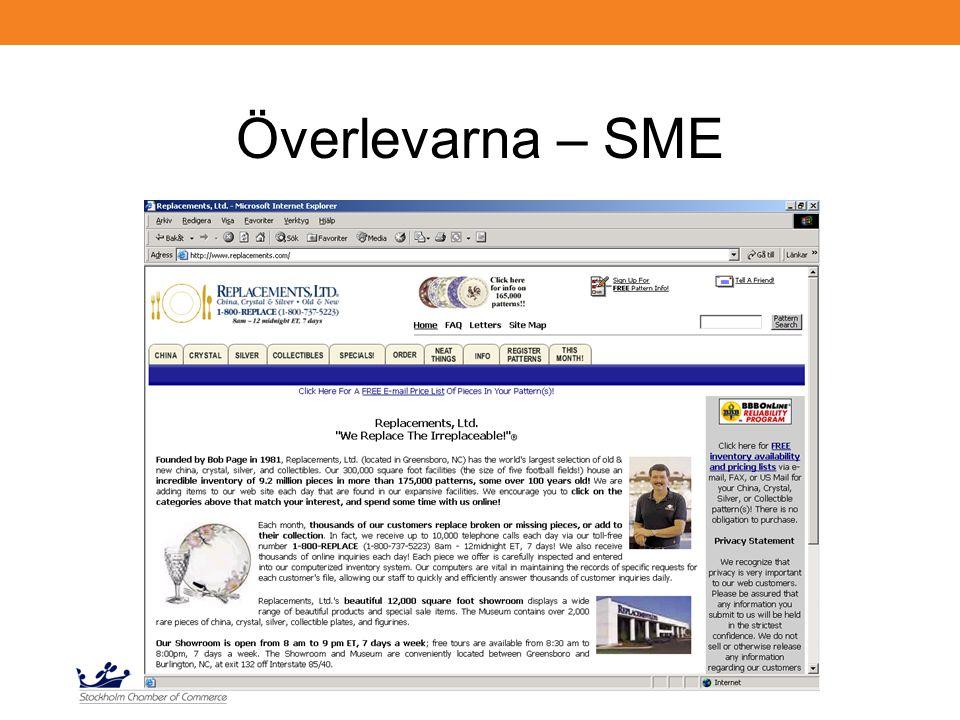 Överlevarna – SME