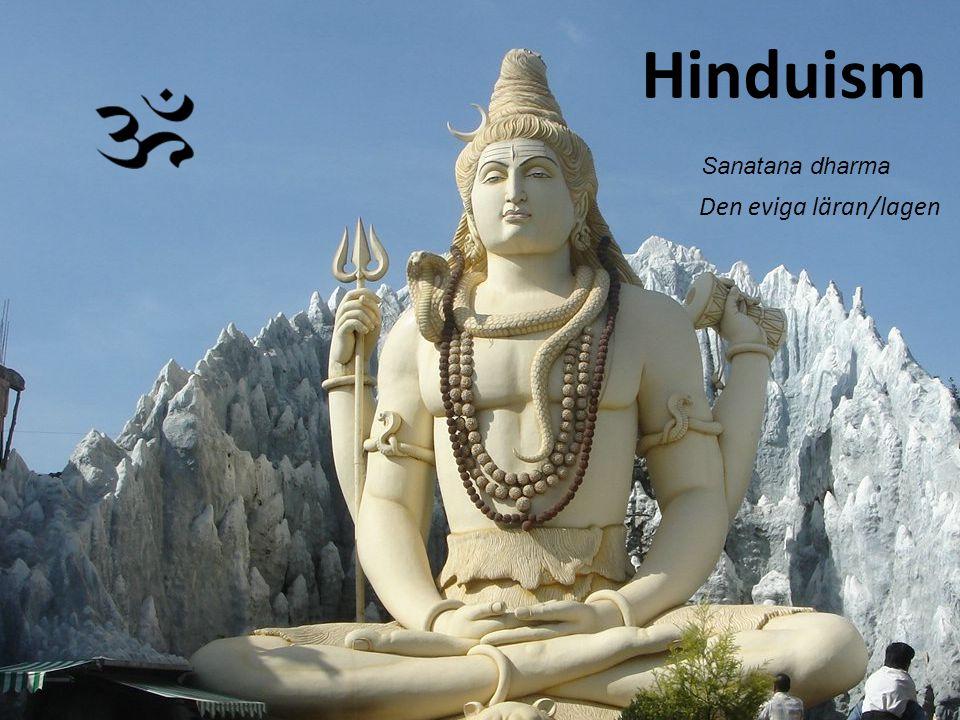 Hinduism Den eviga läran/lagen Sanatana dharma