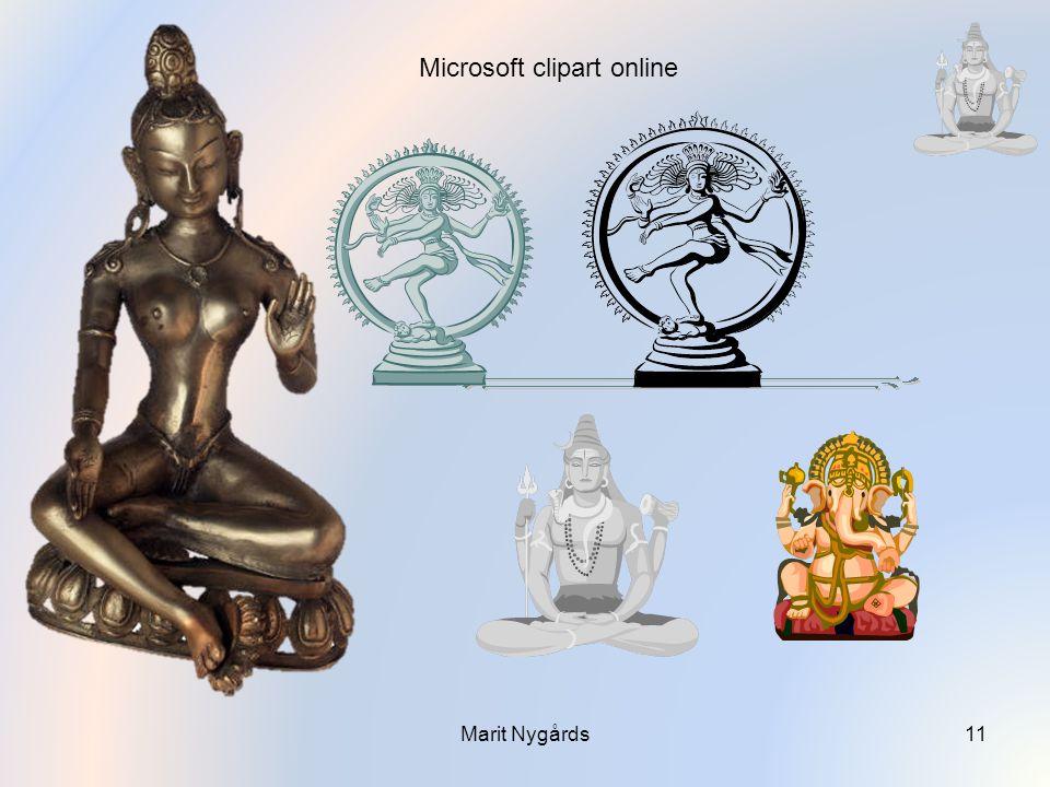 Marit Nygårds11 Microsoft clipart online