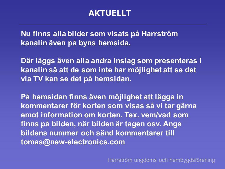 AKTUELLT Det blev stor uppslutning till kursen för ordningsvakt 7st anmälda från Harrström.