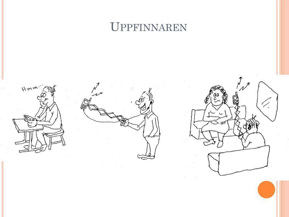 U PPFINNAREN