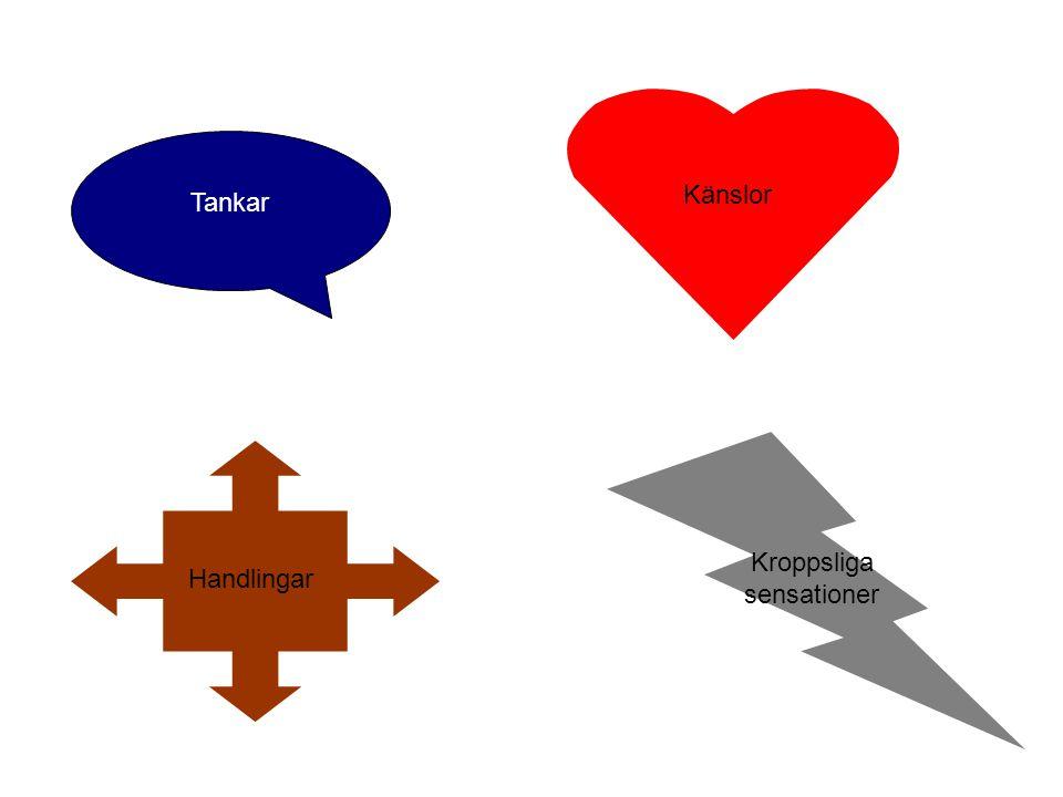 Malans persontriangel Tidigare relationer: Där det maladaptiva konfliktmönstret utvecklades Terapirelationen: Där mönstret kan undersökas och förstås Nuvarande relationer: Där mönstret upprepar sig