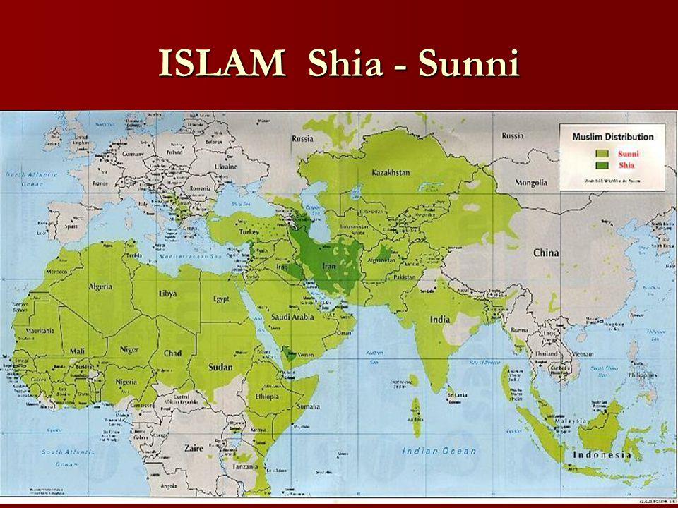 ISLAM Shia - Sunni