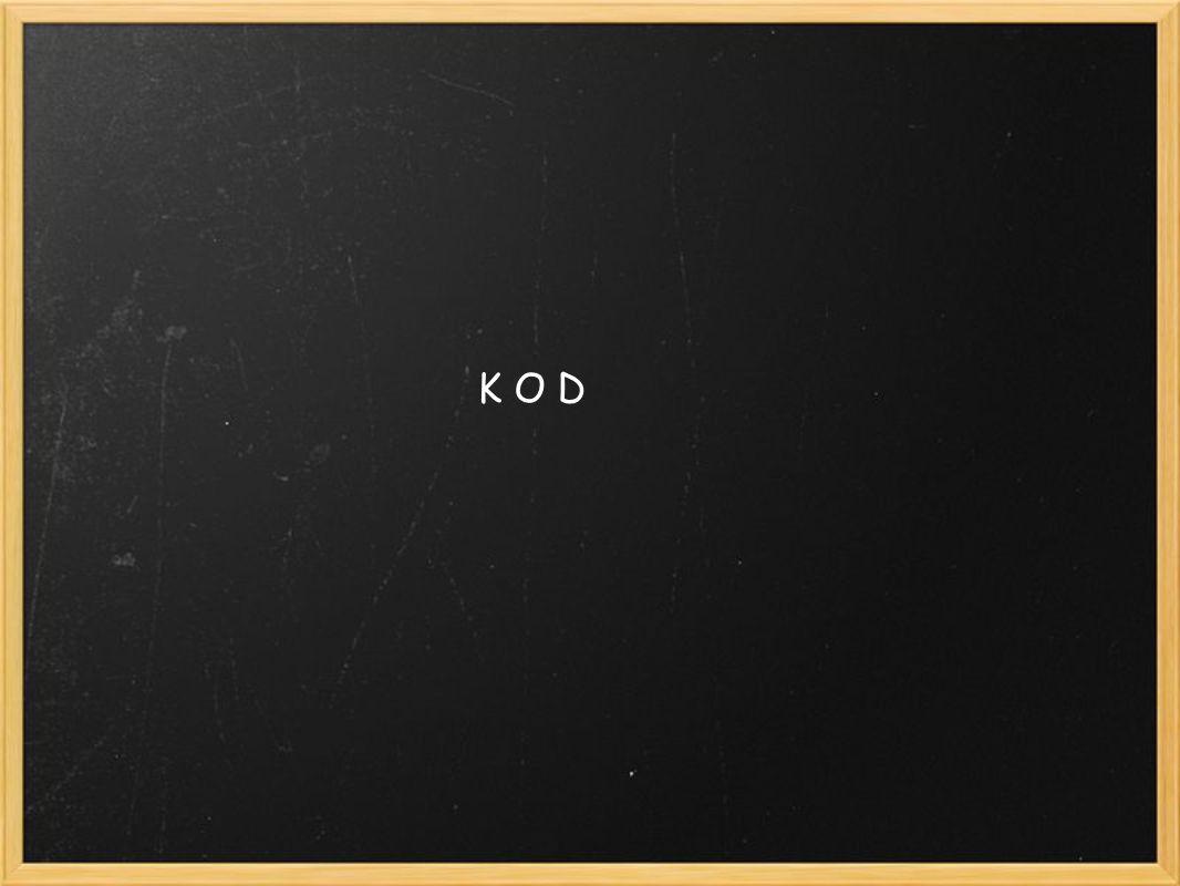K O D