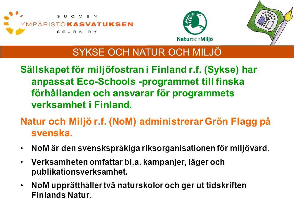 Sällskapet för miljöfostran i Finland r.f.