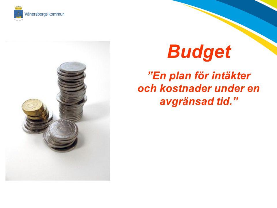"""2014-11-23 Budget """"En plan för intäkter och kostnader under en avgränsad tid."""""""