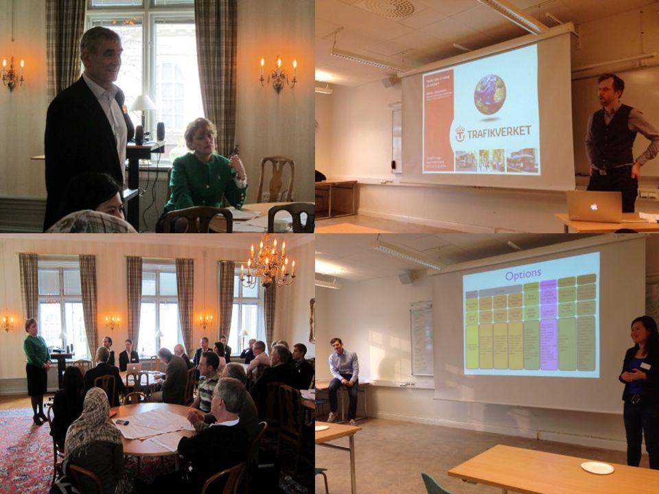 Unik färdplan! – till hållbarhet Framtidens krav Färdplansscenarier Elfordons- systemet 2015 Elfordons- systemet 2015 Elfordons- systemet 2030 ('fossi