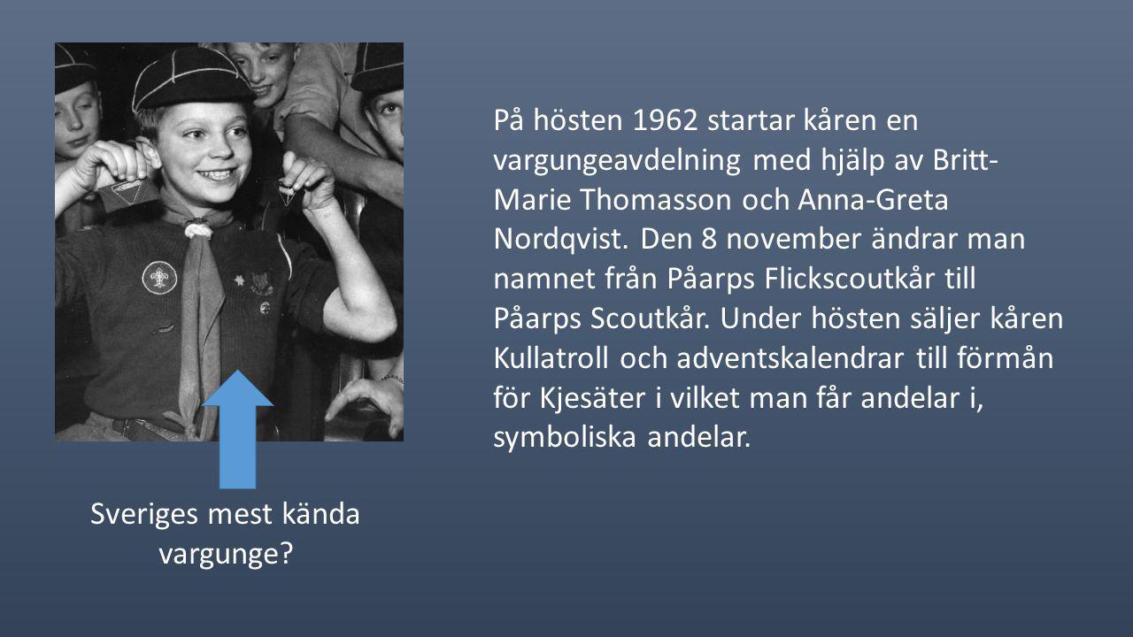 1961 införs höst/vårtermin. Den 23 april firar man Sankt Georg i Välluvs kyrka för första gången. På distriktsstämman den i februari genomför man samm