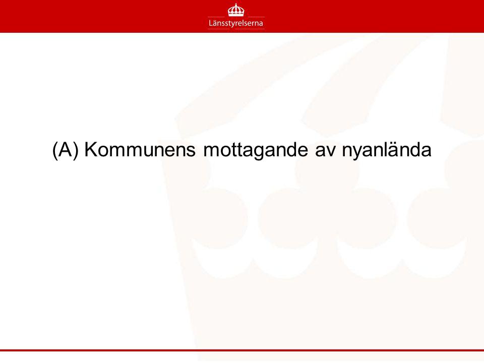 50 Kommuner med interkommunal samverkan inom olika verksamheter för nyanlända (inkl.