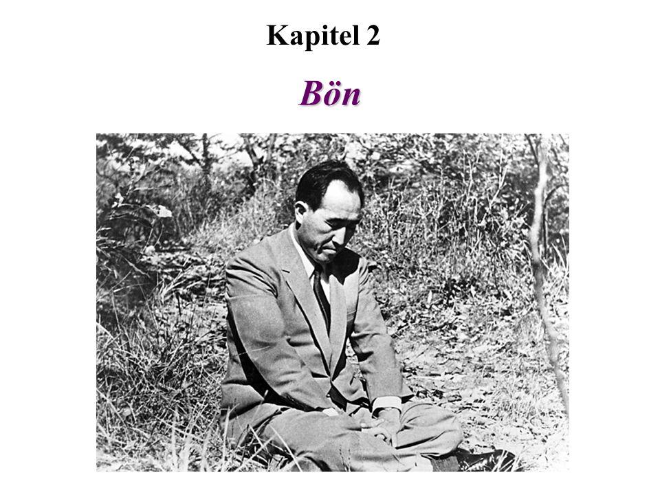 1935 Korea Bön i bergen nära Hans hem.