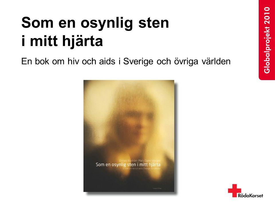 Som en osynlig sten i mitt hjärta En bok om hiv och aids i Sverige och övriga världen