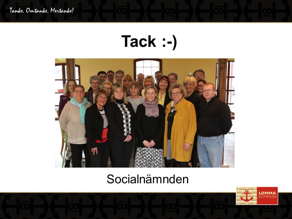Tack :-) Socialnämnden