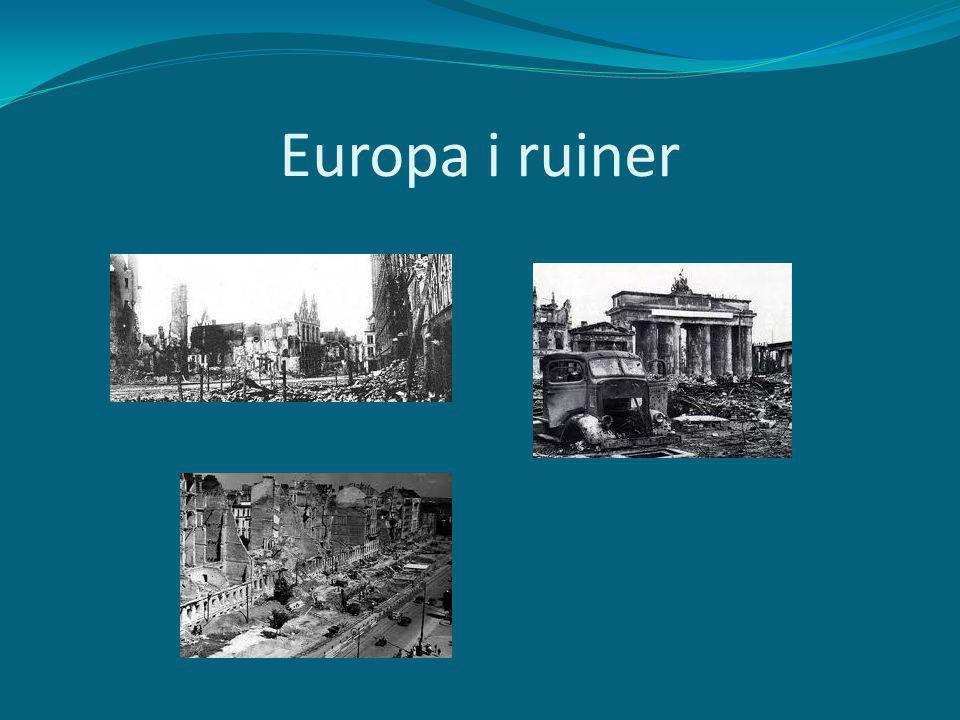 EU bildades 1958