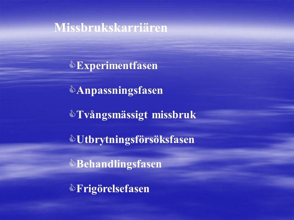 Läkemedelsmissbruk Beroendeskapande analgetika (1999)  Narkotikaklassade; Fortalgesic, Ketodur, Ketogan, Metadon, olika morfinpreparat såsom Petidin, Spasmofen,, Temgesic  Med Kodein; Ardinex, Citodon, Kodein, Treo Comp  Med dextropropoxifen; Dexodon, Dexofen, Distalgesic, Doleron, Doloxene, Dolotard, Paraflex comp  Cocillana-Etyfin