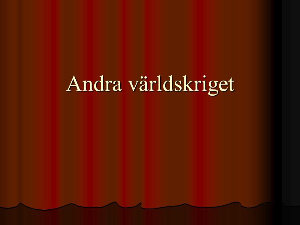 Vem var Adolf Hitler.Född 1889 i Österrike.