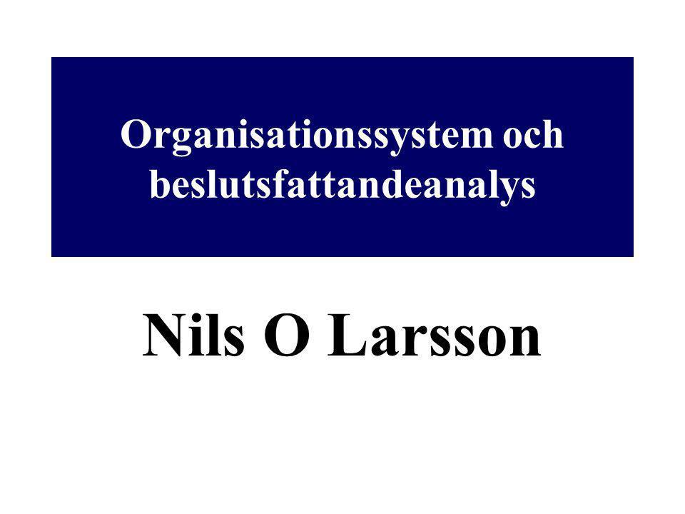 Kvalitativ studie Kristin Falk och Peter Allebeck Hälso- och socialpolitik System Kulturer