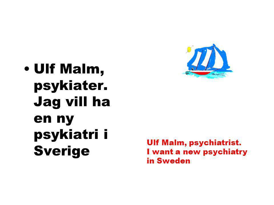 När vår nya svenska kunskap adderas till det internationella kunskapsläget finns det inte längre några sakligt grundade hinder mot en svensk modell fö