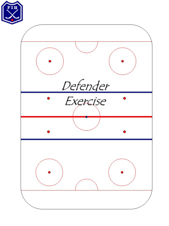 Defender Exercise