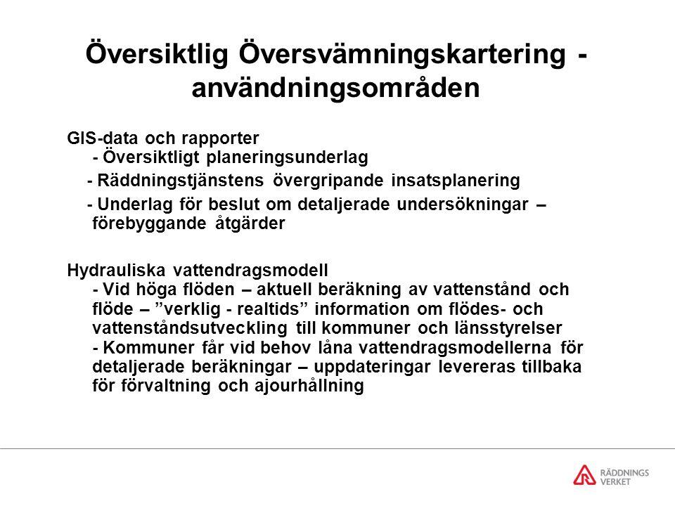 Älvgrupper 21 st för närvarande, varav 1 grupp består av 3 vattendrag i Västmanland Älvgrupp för Mälaren under bildande 2006 1 samordningsgrupp för information vid höga flöden (7 älvar) – operativt verksam via avtal.
