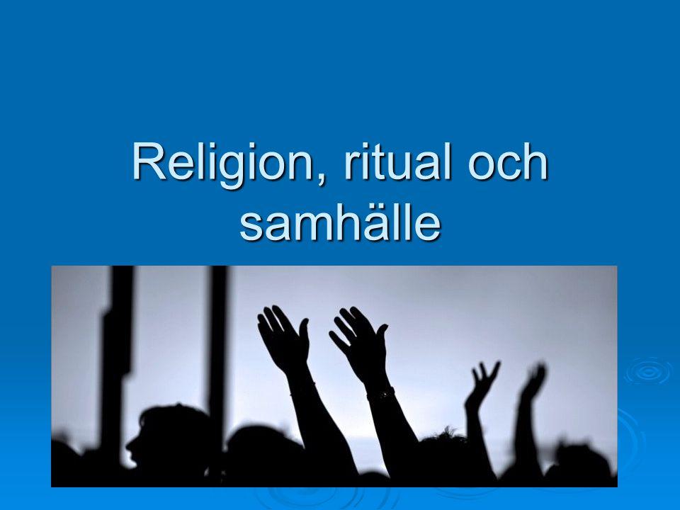 Världsbild & moral  För att ett samhälle ska fungera krävs ett moralsystem som får människor att vilja bete sig rätt .