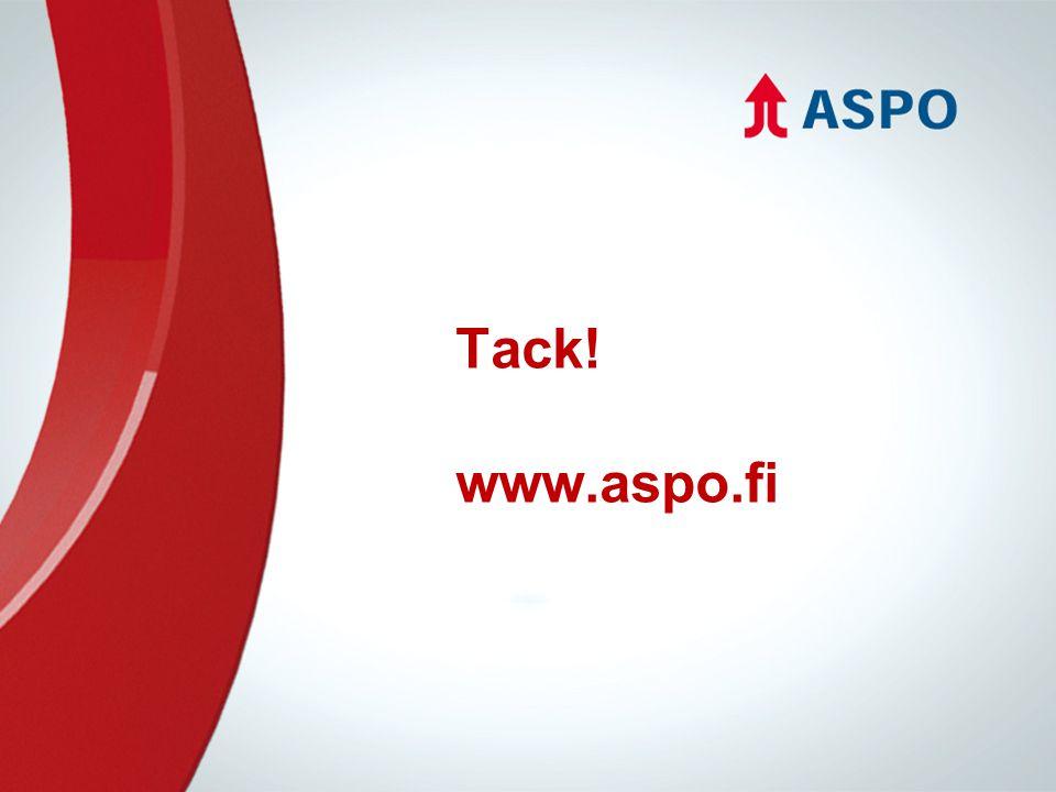 Tack! www.aspo.fi