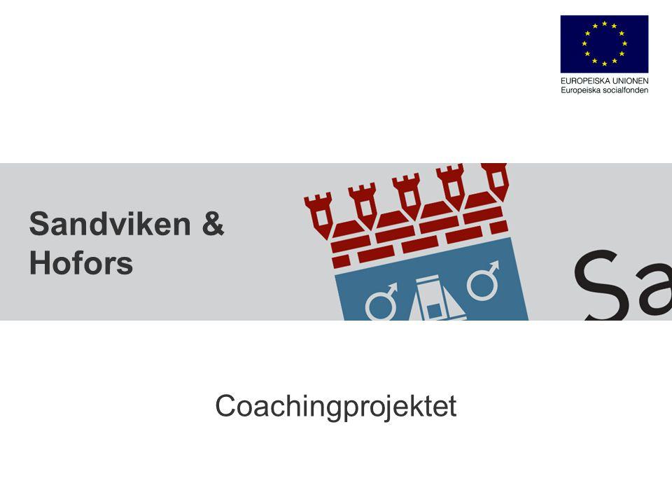 Sandviken & Hofors Coachingprojektet