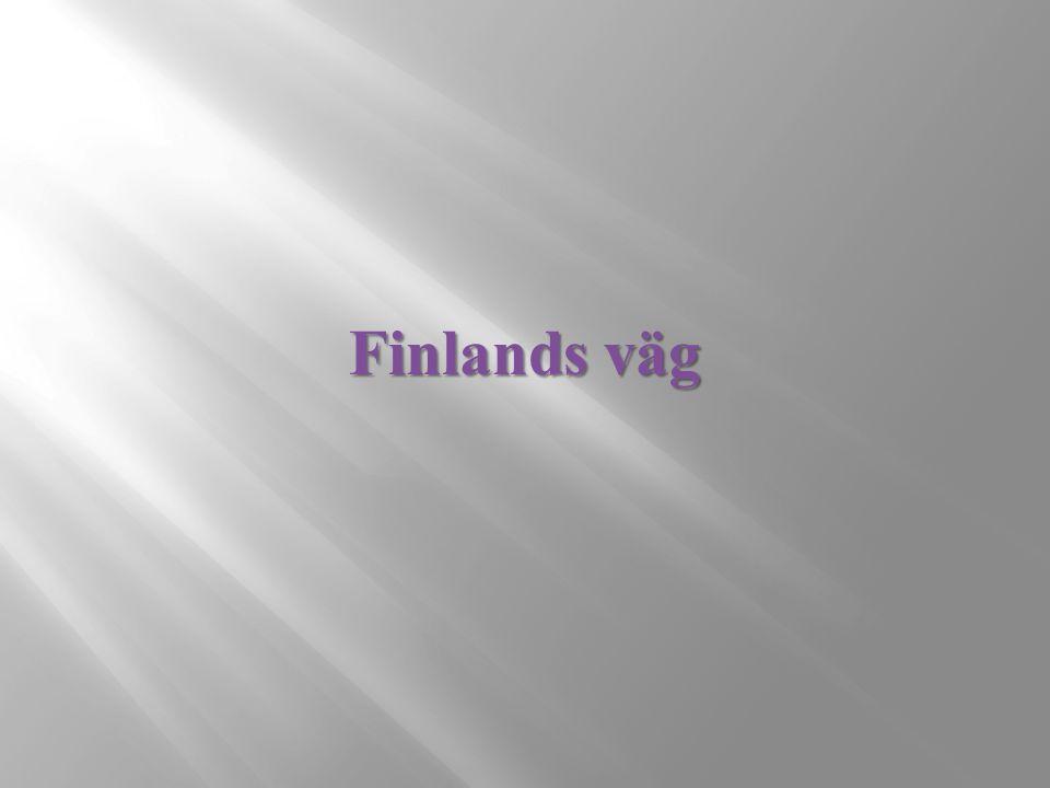 Finlands väg