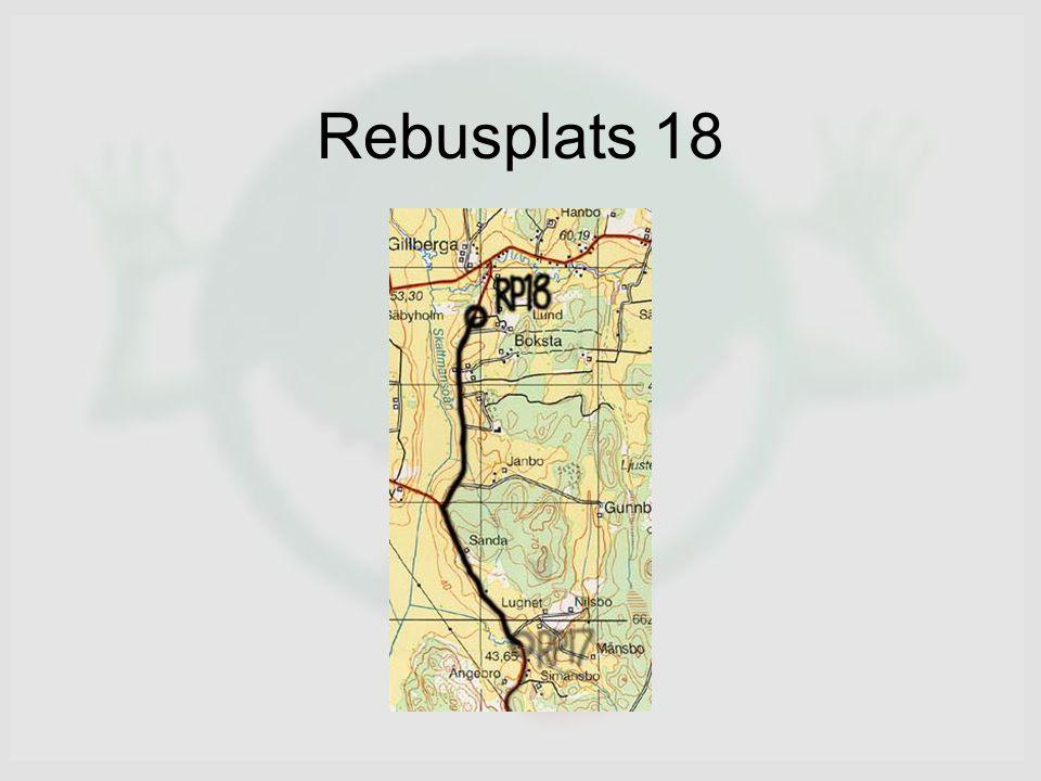 Rebusplats 18