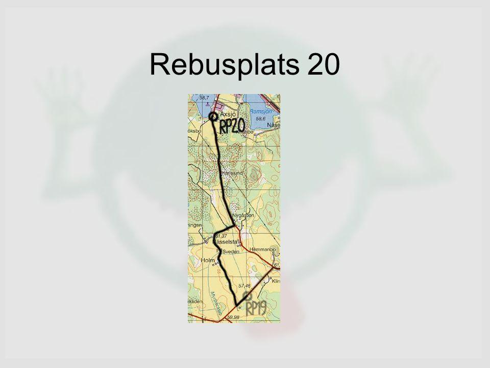 Rebusplats 20