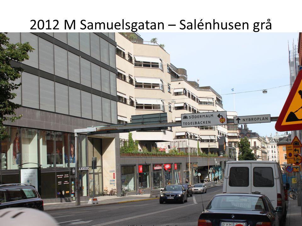 Gallerans grannar åt öster Ulf.johannisson@telia.com