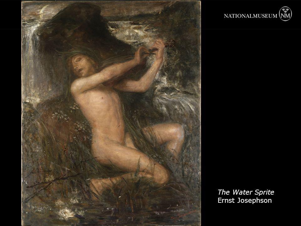 The Water Sprite Ernst Josephson