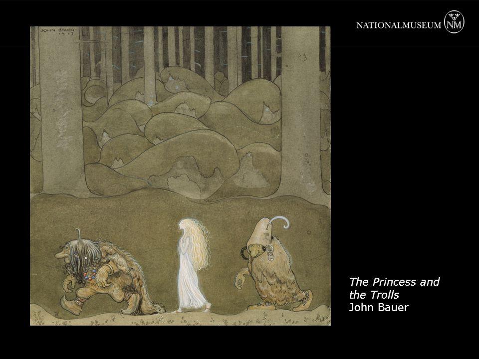 Asmund Palm, k ö pman i Konstantinopel, 1773 av Jonas Hoffman The Princess and the Trolls John Bauer
