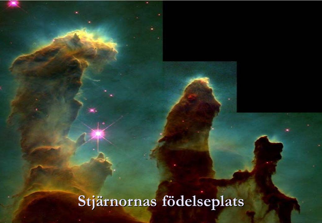 Stjärnornas födelseplats