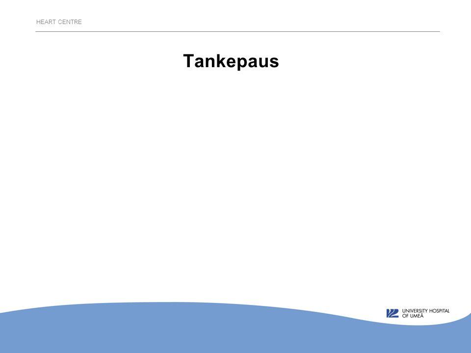 HEART CENTRE Tankepaus