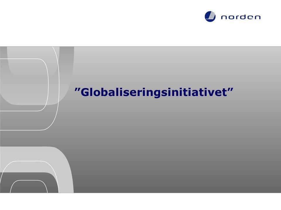 """Globaliseringsinitiativet"""
