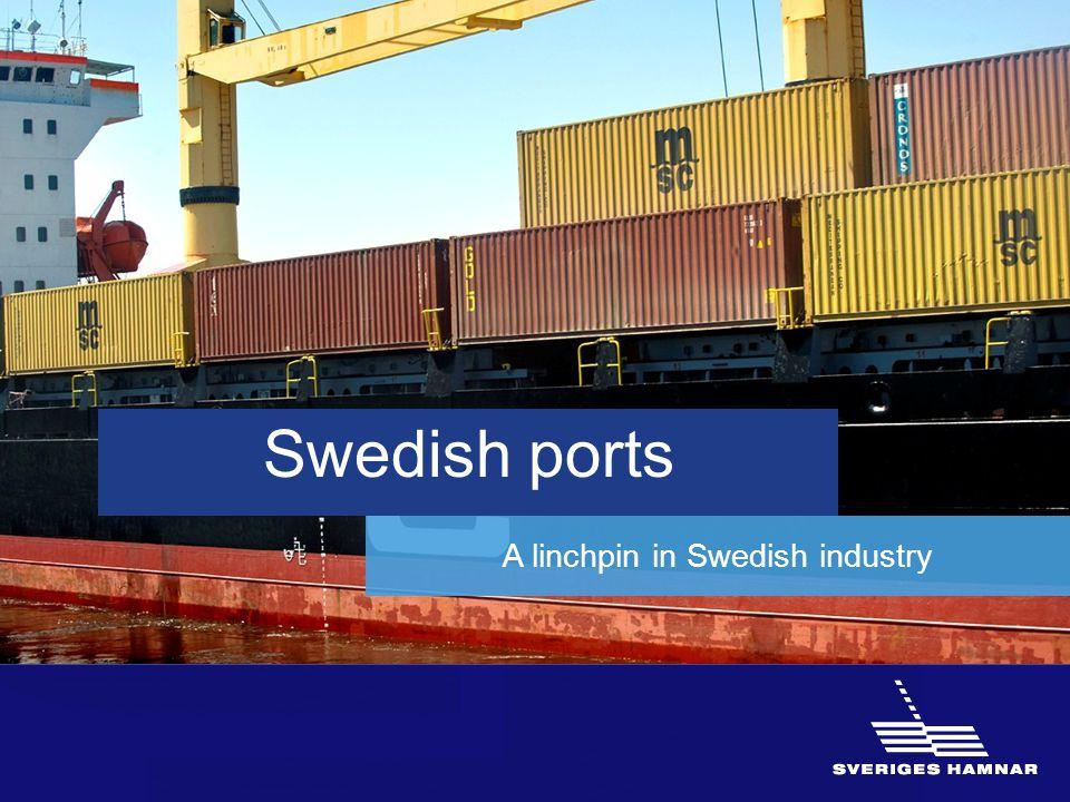 Many types of jobs at ports