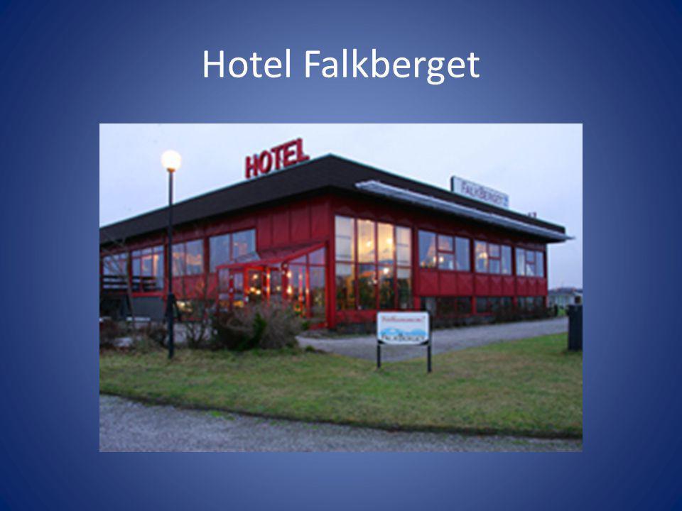 Hotel Falkberget