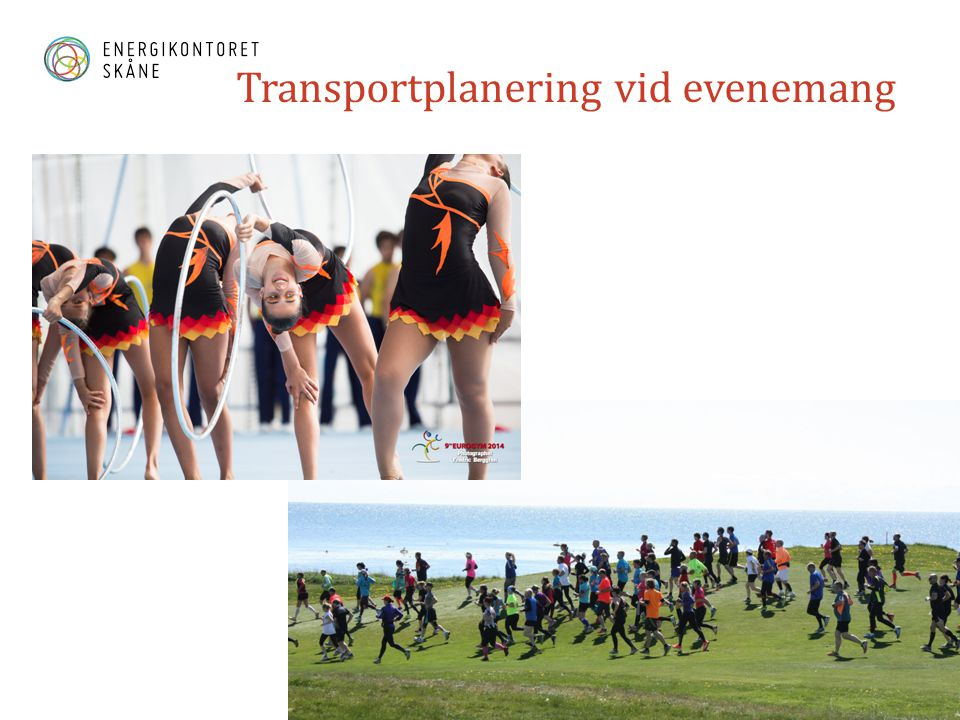 Transportplanering vid evenemang