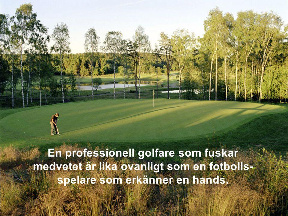 Golf ändrar inte reglerna för att locka fler åskådare.