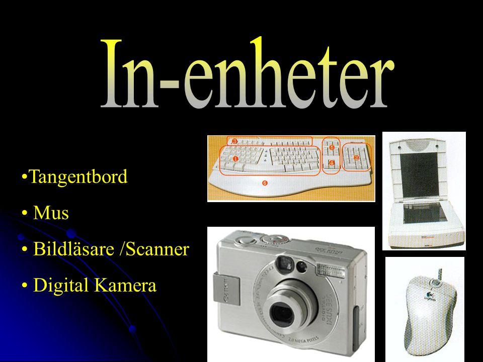 Tangentbord Mus Bildläsare /Scanner Digital Kamera