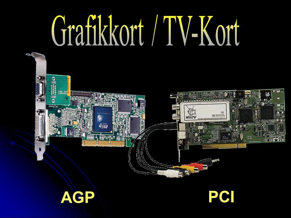 AGP PCI