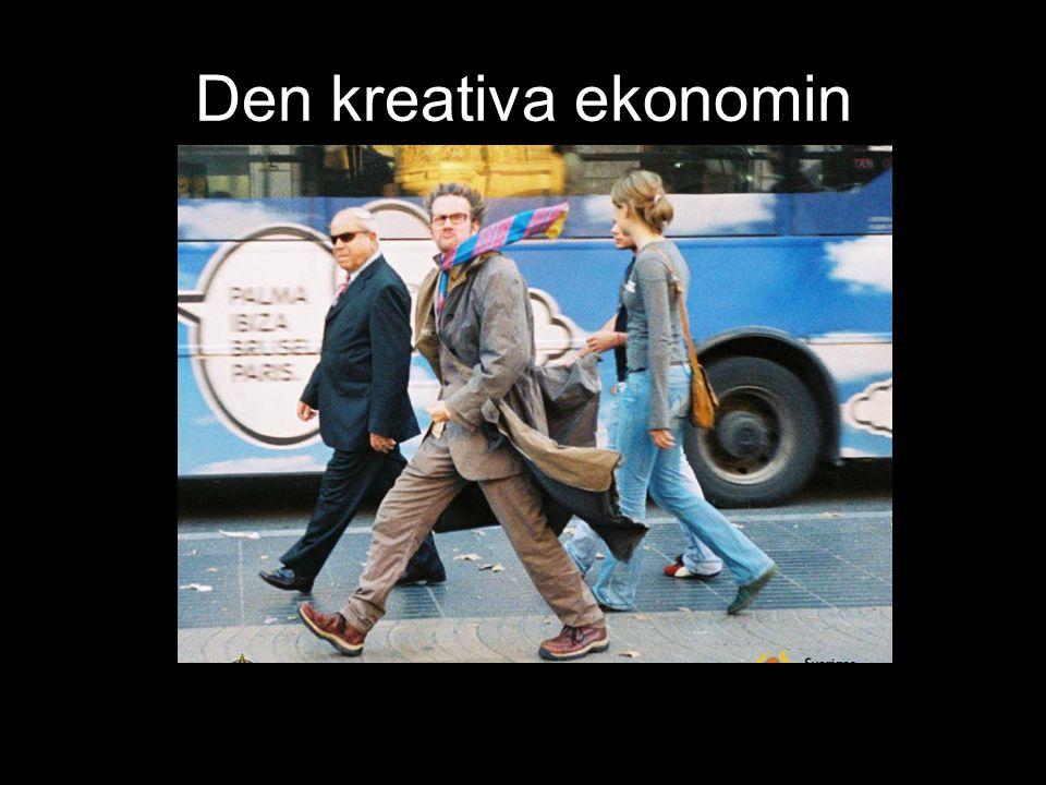Den kreativa ekonomin