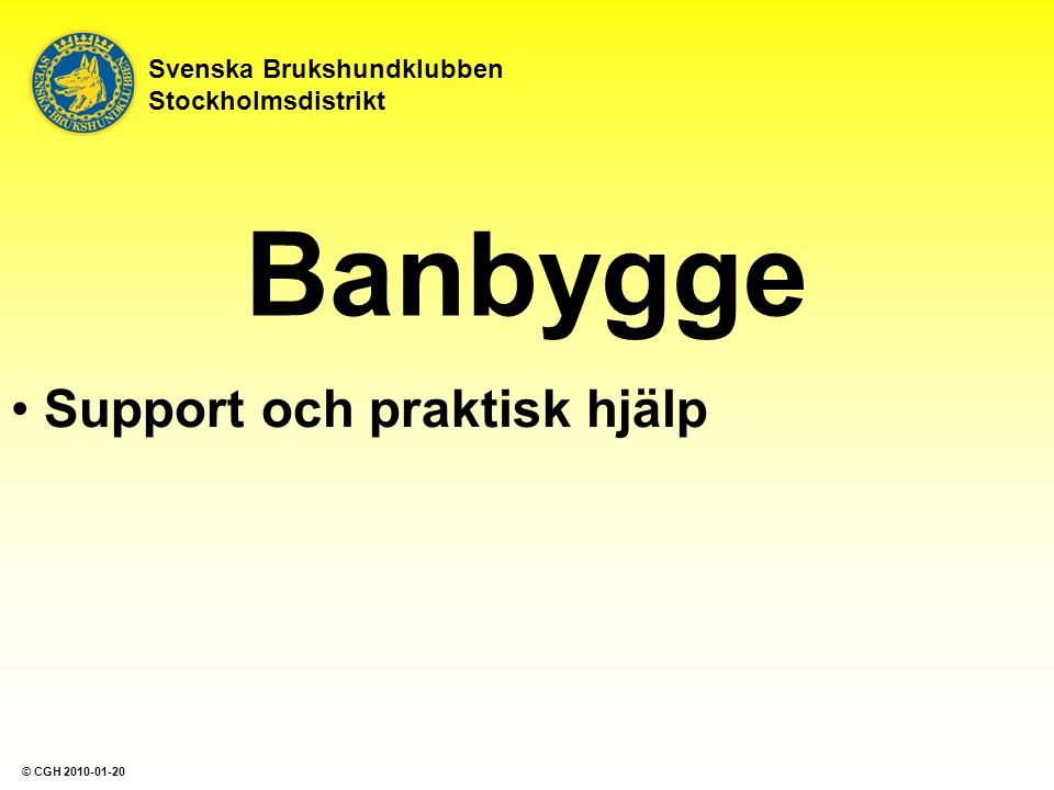 Svenska Brukshundklubben Stockholmsdistrikt Synpunkter från Briard Klubben Antalet funktionärer som bara är ute 2-3 ggr under ett år + Dom sliter inte ut sig - Ställer förmodligen bara upp på den egna klubben vilket i sig är dumt då dom aldrig får erfarenhet av att arbeta med andra funktionärer och på andra banor.